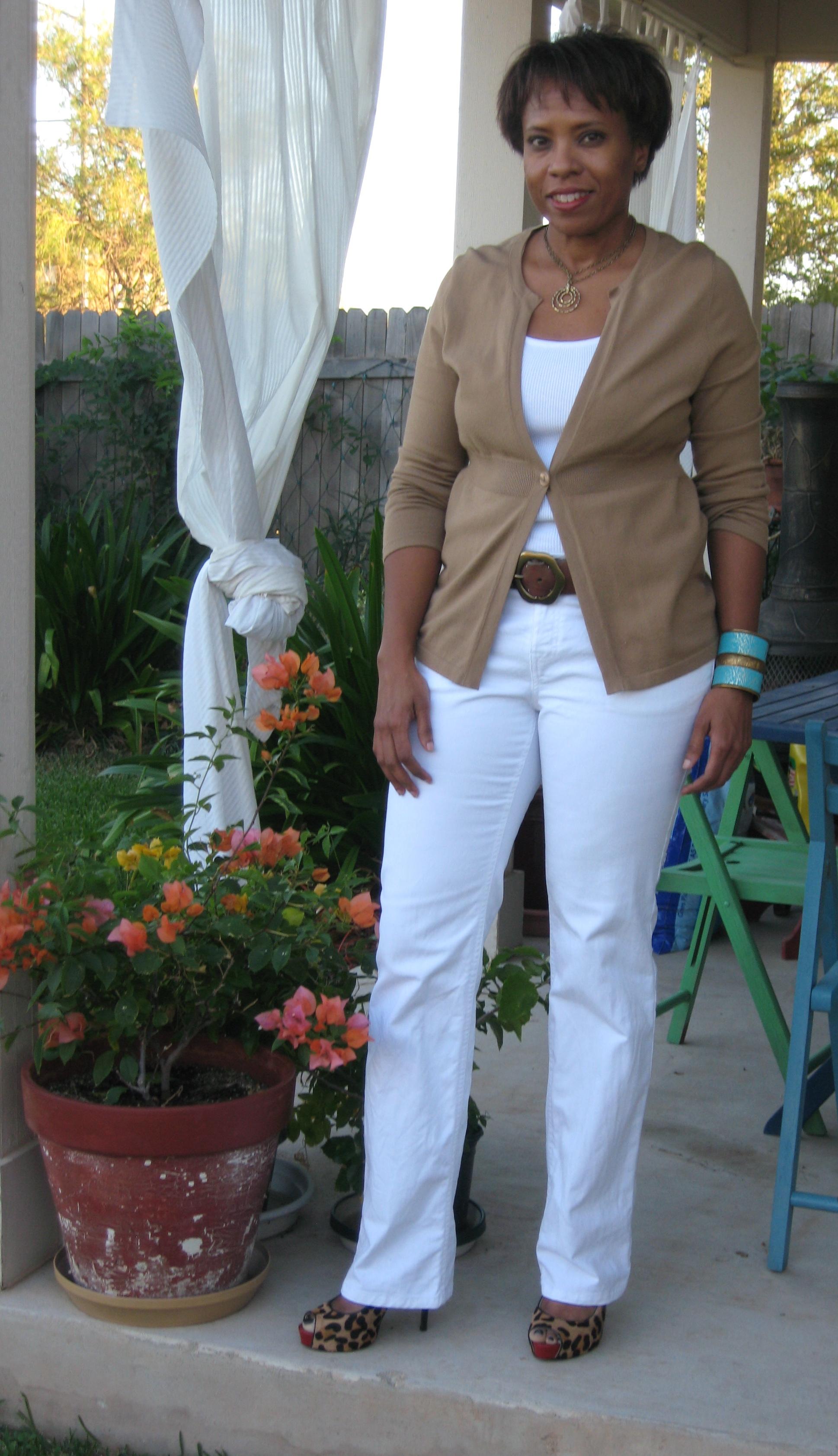 white dress leopard shoes