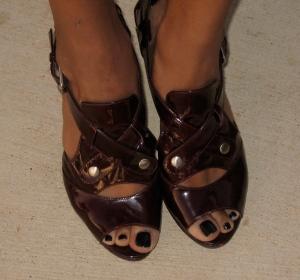 shoes: Nine West